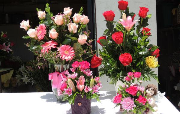 Larger Bouquets